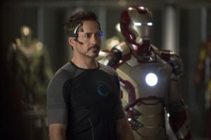 "Tres escenas de ""Iron Man 3"" [Foto: Marvel]"