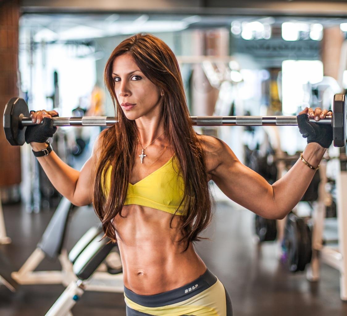 Haidy Cruz Se Pasa Con Ganas Al Fitness Photonewsdo
