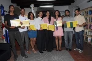 Todos los ganadores de la edición 2013 de los Premios de la Feria del Libro.