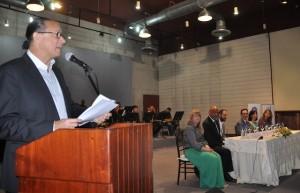 José Antonio Rodríguez, ministro de Cultura, destacó la importancia de este programa para los estudiantes dominicanos.