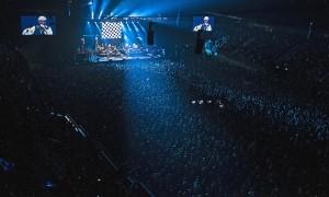El aforo estuvo lleno a toda su capacidad en el concierto de Juan Luis en Holanda.