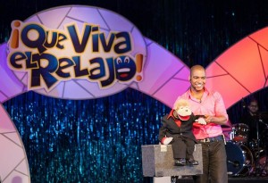 Liondy Ozoria es una de las nuevas figuras del humor que ha tenido bastante éxito.