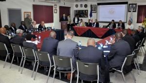 DNCD delegacion Bahamas Ene 30 2014