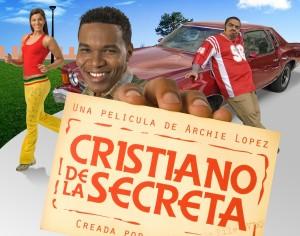 """Afiche de """"Cristiano de la secreta""""."""