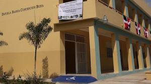 Escuela Concepción Bona.