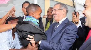 Danilo Medina en San Juan May 20 2014 1