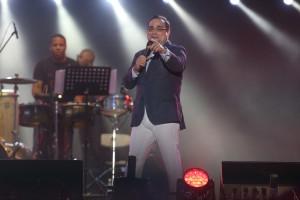 Gilberto Santa Rosa en Festival Presidente 2014