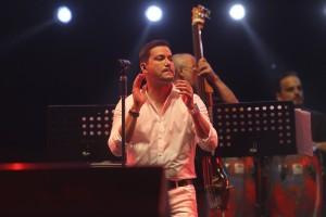 Victor Manuelle en Festival Presidente 2014
