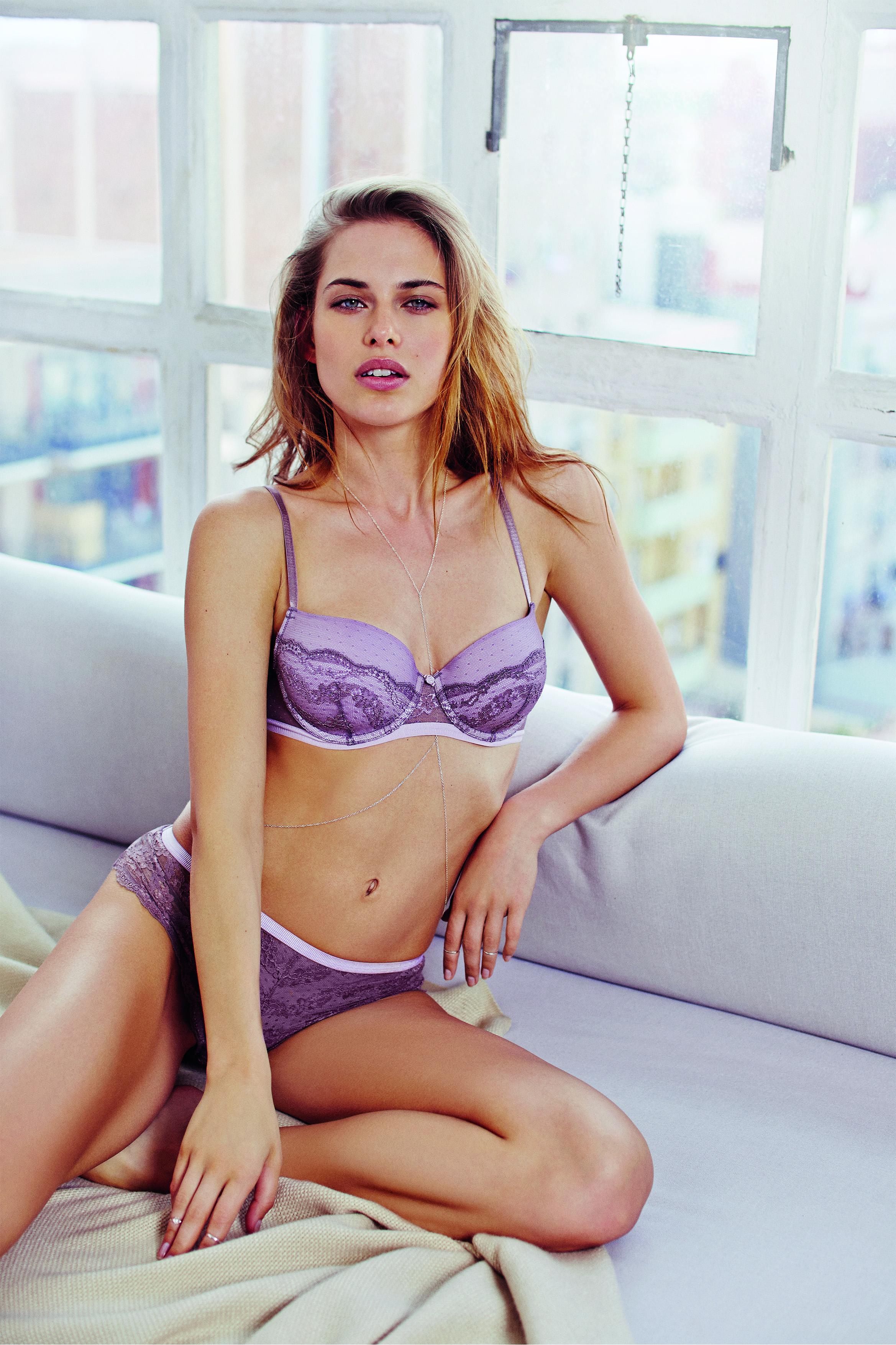 Nuevas colecciones oto o invierno de women secret - Combinaciones ropa interior femenina ...
