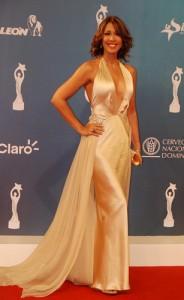 Mariasela Álvarez estuvo en el ojo del productor artístico en otros años, pero no pudo ser posible. Ella será la compañera de Cuquín en la conducción de la más importante premiación artística dominicana.