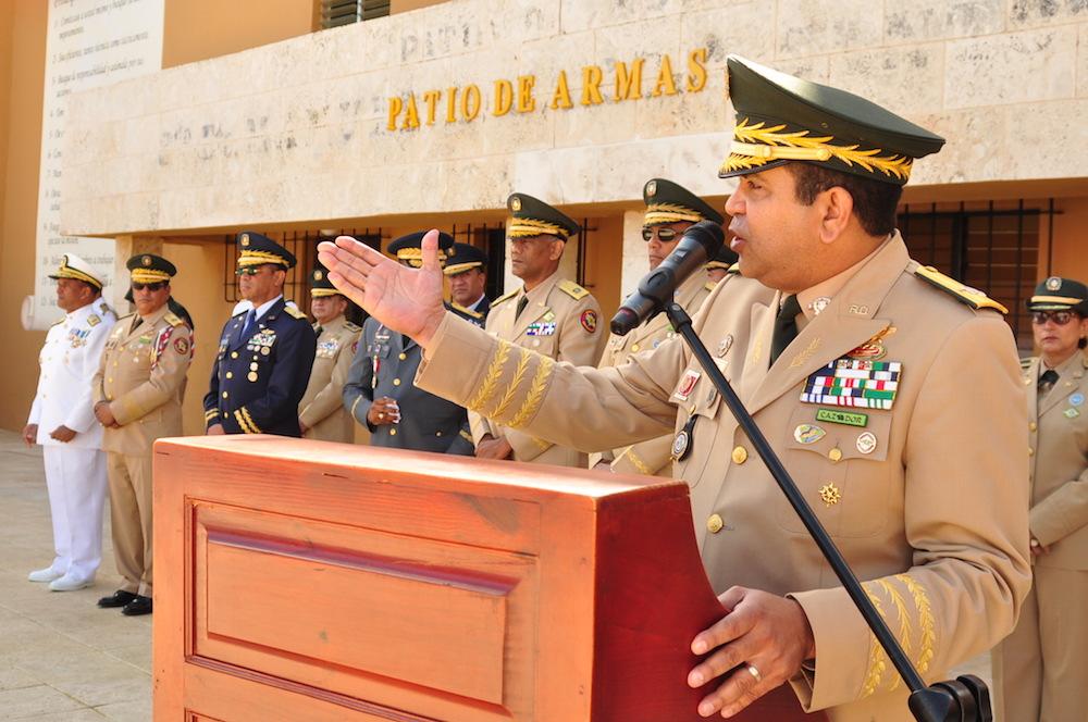 Fuerzas Armadas comando mayor Ene 14 2016