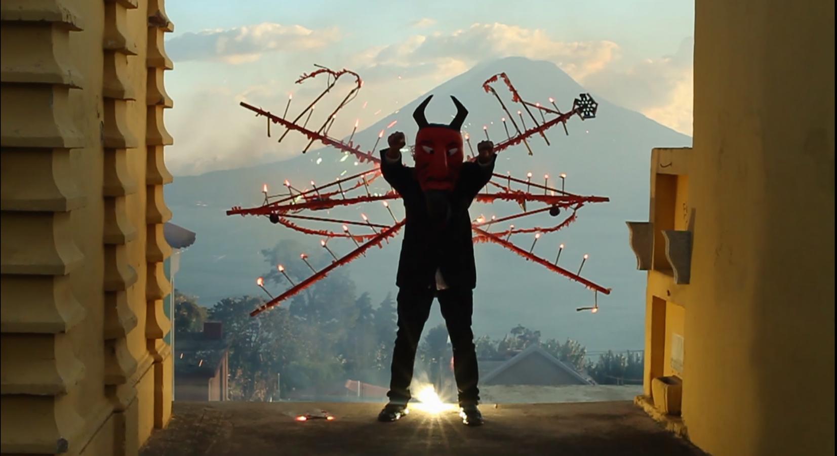 Un juego de fuego, de Guatemala.