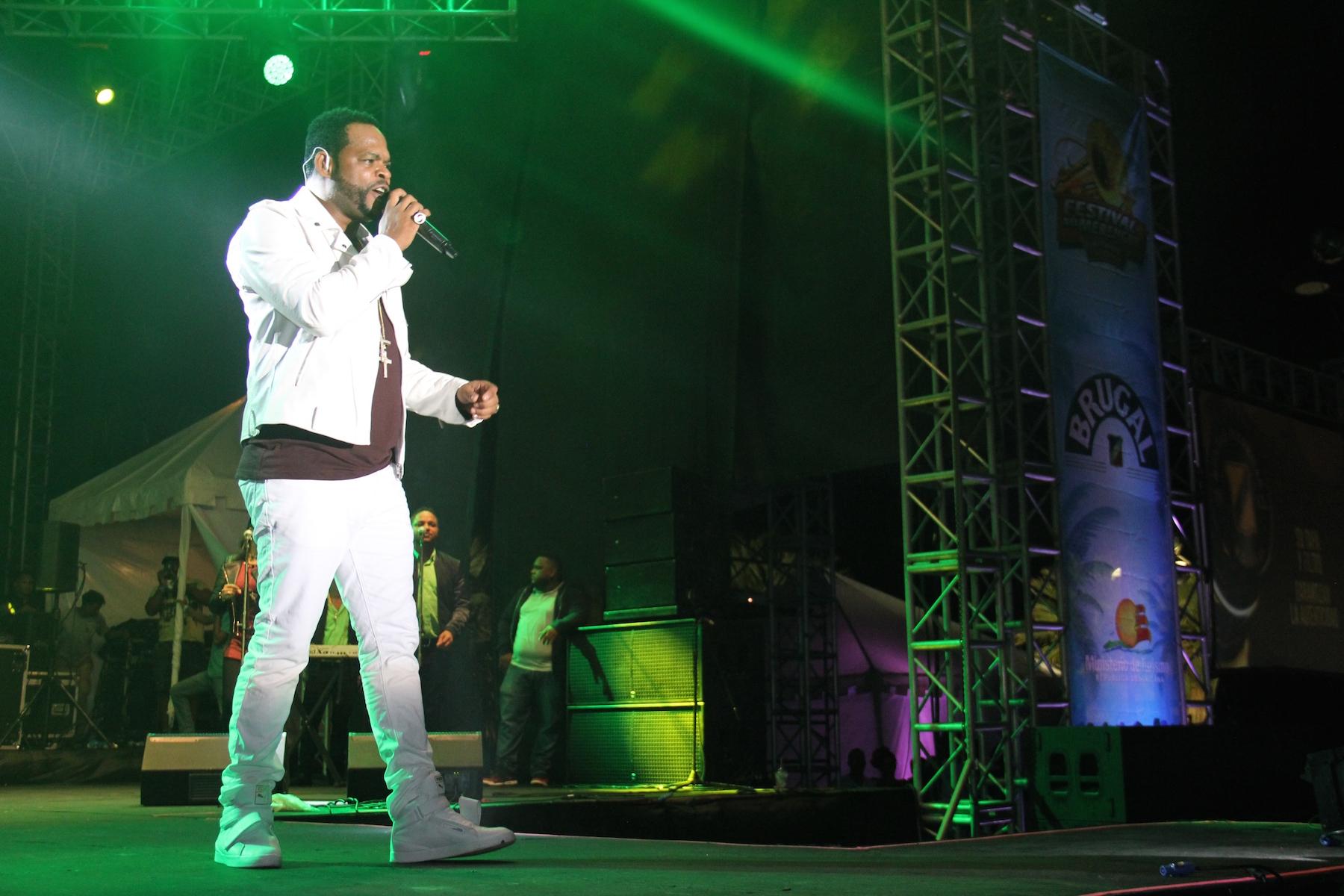 Yiyo Sarante fue una de las atracciones este 2016 del Festival.