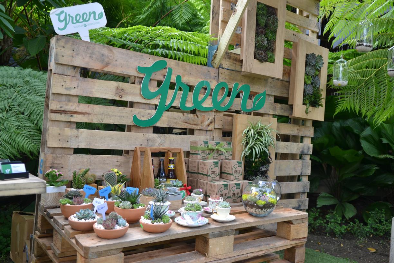 Picnic familiar en el jard n bot nico for Restaurante jardin botanico