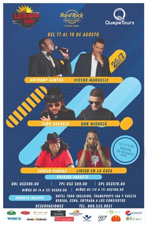 Latin Music Tour - Quepe Tours