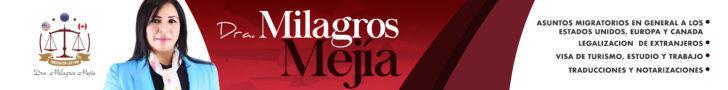 Oficina de Migración Dra. Milagros Mejia